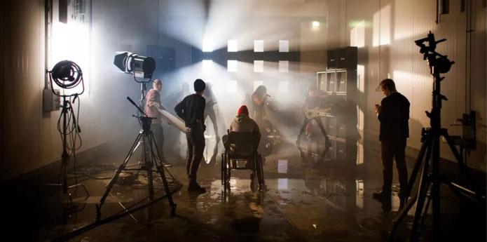 微电影拍摄打光有什么技巧?